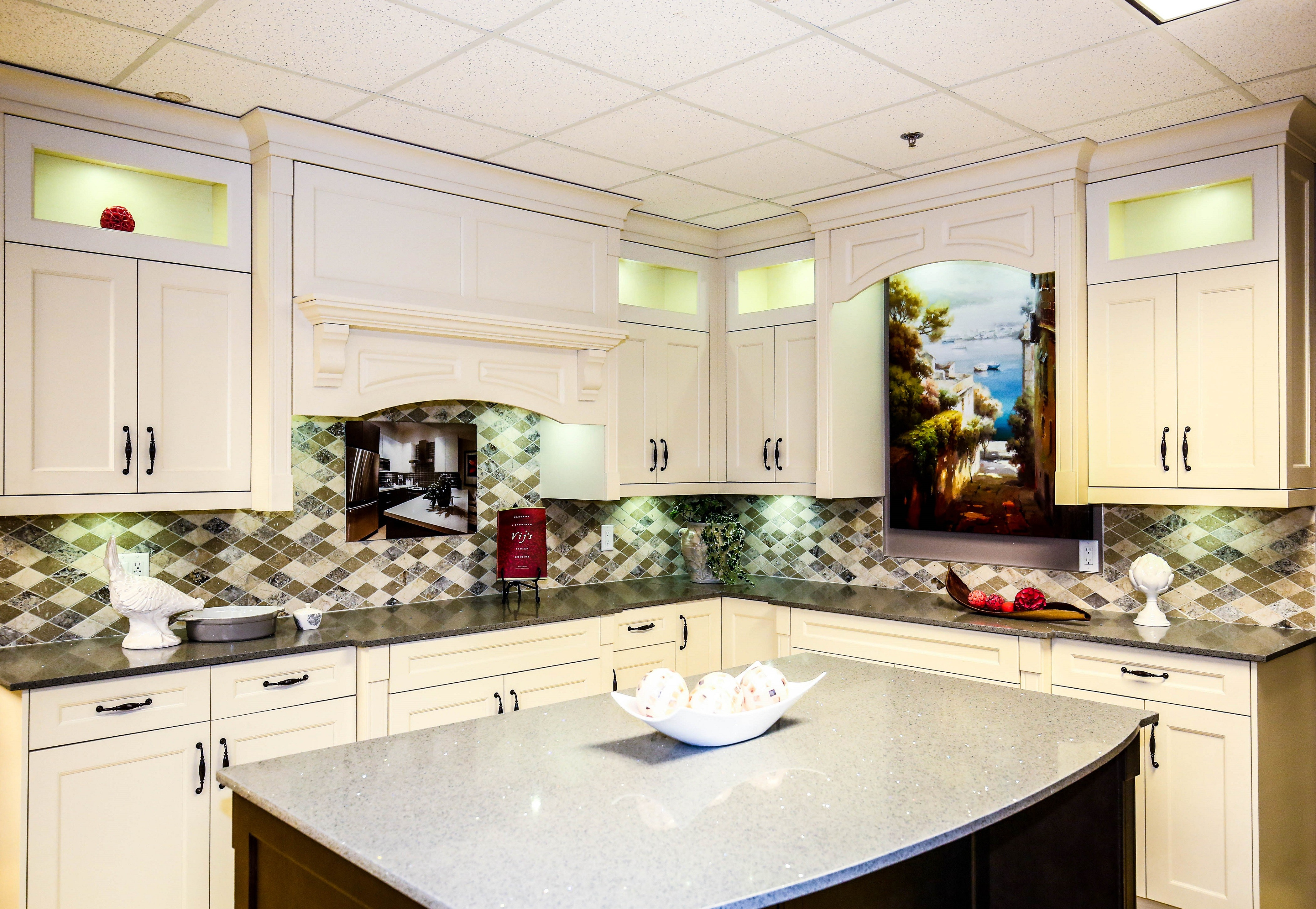 Contemporary Kitchen Cabinets Canada Cabinets Makers Surrey Bc