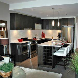 Modern Kitchen Cabinet Makers Surrey