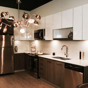 Modern Design Cabinetry - Sunrise Kitchens