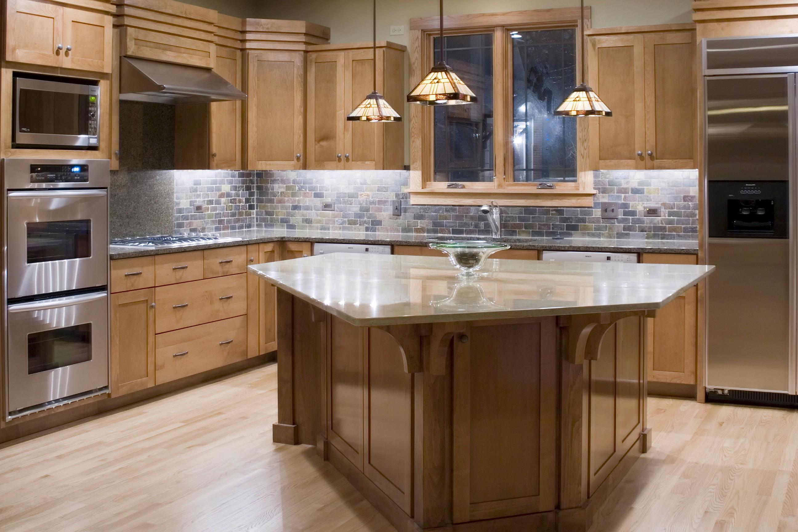 Transitional Kitchen Designs - Sunrise Kitchens Transitional
