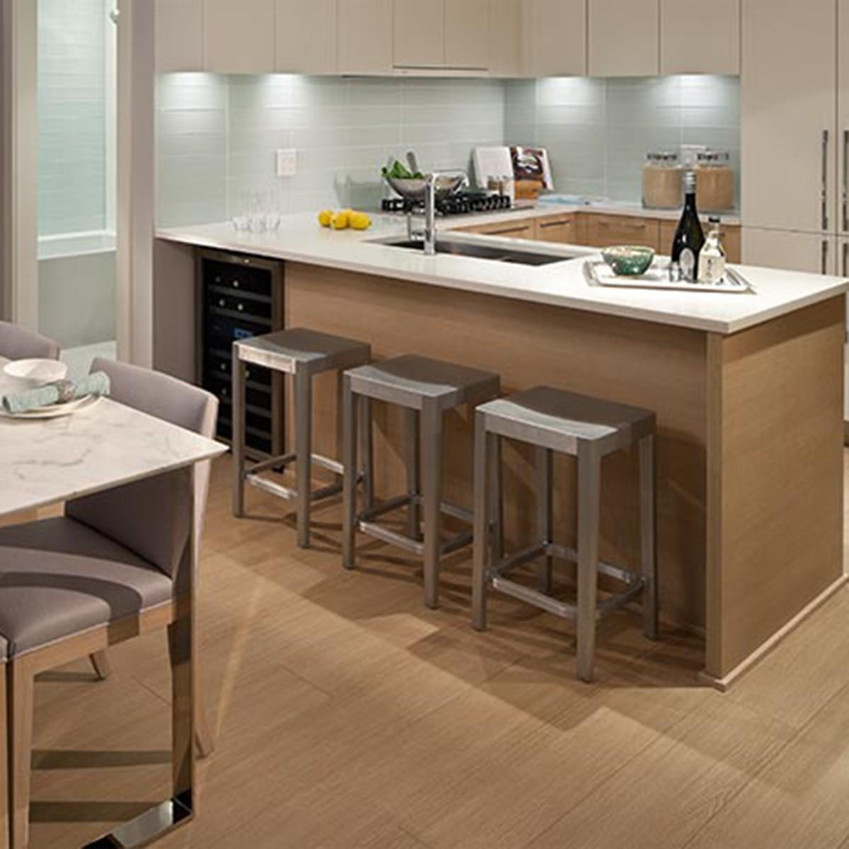 M Three kitchen cabinets