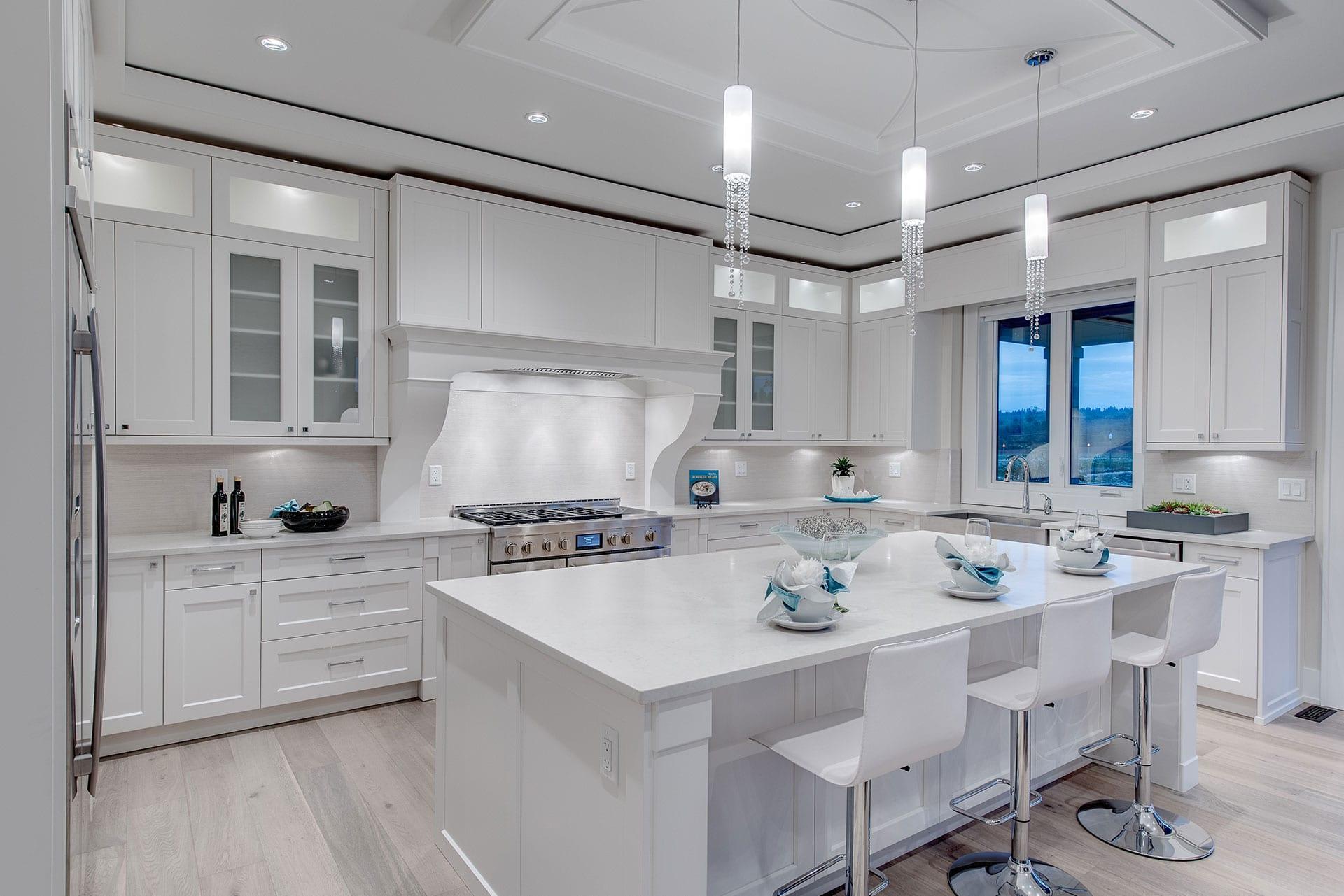 transitional kitchen cabinets designs  styles  sunrise