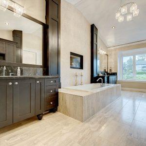 Traditional Style Kitchen Cabinets Surrey, BC | Sunrise Kitchens