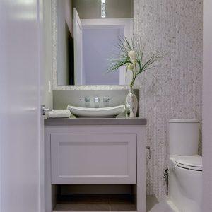 Contemporary Bathroom Design - Sunrise Kitchens