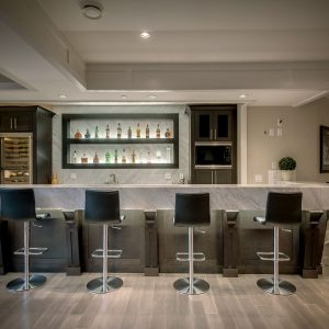 Luxury Home Bar Designs - Sunrise Kitchens