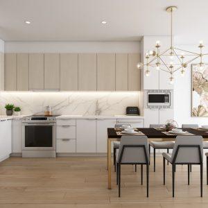 Modern Kitchen Cabinets Canada