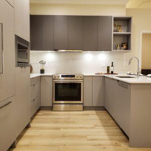 Manufactured Kitchen Cabinets