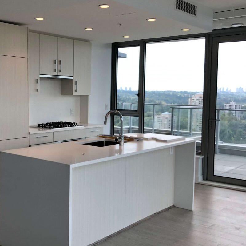 Union Square Nine kitchen cabinets